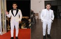 Ngắm Isaac, Sơn Tùng và loạt sao nam lịch lãm với vest trắng