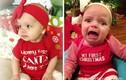Sự thật sau những bức ảnh Giáng sinh tuyệt đẹp của bé