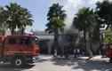 """Biệt thự của """"đại gia"""" thép ở Đà Nẵng bất ngờ bốc cháy"""