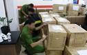 Cảnh sát thu giữ gì ngoài 22 thỏi hợp kim màu vàng tại Alibaba?