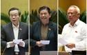 Tiến hành miễn nhiệm 3 Phó Chủ tịch Quốc hội khóa XIV