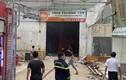Phim trường tại TP.HCM bốc cháy, nhiều người tháo chạy