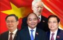Chân dung 17 Uỷ viên Bộ Chính trị trúng cử đại biểu Quốc hội khóa XV