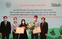 Chủ tịch Phan Xuân Dũng vinh danh người Việt Nam nhận giải thưởng Môi trường Goldman