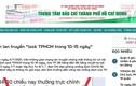 """Bác bỏ thông tin """"Quyết định lock TPHCM trong 10-15 ngày"""""""