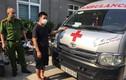 """Xe cứu thương BKS 37B-029.58 """"thông chốt"""" vào Hà Nội của đơn vị nào?"""