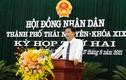 Bí thư Thành ủy Thái Nguyên đối diện án kỷ luật