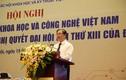 Chủ tịch VUSTA Phan Xuân Dũng phát biểu, tiếp thu chỉ đạo của Thủ tướng