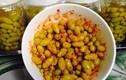 Món ăn cực hot đầu hè 2014: Nho lào muối ớt
