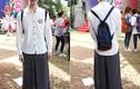 Ảnh người đồng tính ở Hà Nội tự tin mặc váy, đánh son