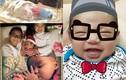 Ngắm 4 hot baby mới sinh nhà sao Việt cực đáng yêu