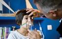 Phòng viêm phế quản cho trẻ ngày rét đậm, rét hại
