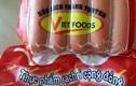 Sốc toàn tập: Xúc xích Viet foods chứa chất gây ung thư