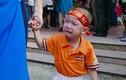 Chùm ảnh nước mắt như mưa ngày đầu tiên bé đến trường