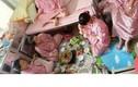Sự thật đằng sau bức ảnh thai phụ ăn lẩu trong bệnh viện