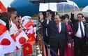 Ảnh: Ngày thứ 4 Thủ tướng Nguyễn Xuân Phúc thăm chính thức Nhật Bản