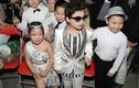 Mải ngắm Psy nhí, Phương Mỹ Chi, Quang Anh bị fan bỏ rơi