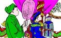 """Lật giở hai """"mối tình"""" ngang trái của Lý Chiêu Hoàng"""