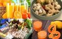 Top thực phẩm tăng sức đề kháng phòng chống COVID-19