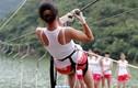 Ngắm đội nữ cứu hộ xinh đẹp của TQ luyện tập