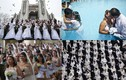 """Những lễ cưới tập thể """"độc"""" khắp thế giới"""