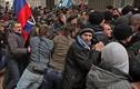 Đụng độ ở Kharkov, Ukraine, nhiều người thương vong