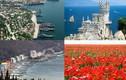 """""""Lóa mắt"""" trước vẻ đẹp của Crimea – viên ngọc quý nước Nga"""
