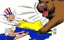 Mỹ lợi dụng Crimea, biến Phương Tây thành tốt... chống Nga