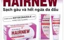 Vì sao dầu gội đầu Hairnew bị đình chỉ và thu hồi?