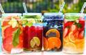 5 công dụng của nước detox đối với cơ thể của bạn