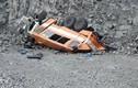 Xe buýt rơi xuống sườn núi ở độ cao 8m, 28 người thương vong