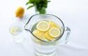 Cơ thể thay đổi thế nào khi bạn uống nước chanh trong 7 ngày?