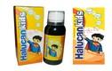 Lý do TPBVSK siro Halucan Kids của Công ty Dược Hadico bị cảnh báo?