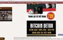 """Bitcoin Detox, Bóc tách chất béo """"làm gian""""... không nên mua sử dụng?"""