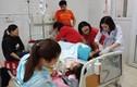 Hàng chục trẻ mầm non nhập viện nghi ngộ độc sau bữa ăn trưa