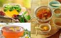 """Những loại trà thanh lọc cơ thể giúp giảm cân """"thần tốc"""""""