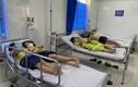 40 học sinh tiểu học cấp cứu sau bữa ăn tại trường