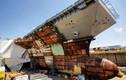 Cận cảnh quá trình đóng tàu chiến đắt nhất thế giới