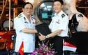 Việt Nam, Singapore ký biên bản ghi nhớ cứu hộ tàu ngầm