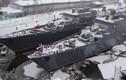 Xem ảnh khởi đóng tàu chiến Gepard cho Việt Nam