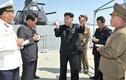 """""""Nội soi"""" tàu chiến mới tinh của Triều Tiên"""
