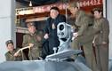 Triều Tiên đóng tàu chiến tàng hình có vũ khí lade?
