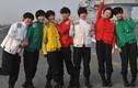 Ngắm các hotgirl tàu sân bay Liêu Ninh Trung Quốc
