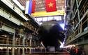 Ảnh QS ấn tượng tuần: cận cảnh tàu ngầm HQ-185 Khánh Hòa