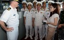 Chiến hạm Aegis Mỹ làm gì trong chuyến thăm Việt Nam?