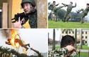 Xem chiến sĩ Đặc công Biệt động 1 khổ luyện