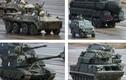 """""""Đã mắt"""" coi vũ khí """"khủng"""" Nga huấn luyện duyệt binh"""
