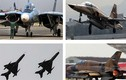 Tiêm kích Iran luyện bay rầm rộ chuẩn bị Ngày Quân đội
