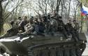 Nhóm lính Ukraine đầu hàng ở Kramatorsk thuộc lực lượng nào?