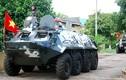 Clip nội thất thiết giáp BTR-60 Việt Nam có trang bị